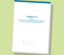ANNEXE 2 - Fiche d'Intervention / Bordereau de Suivi de Déchets Dangereux