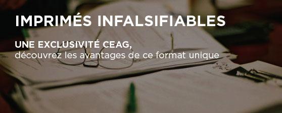 Imprimés infalsifiables
